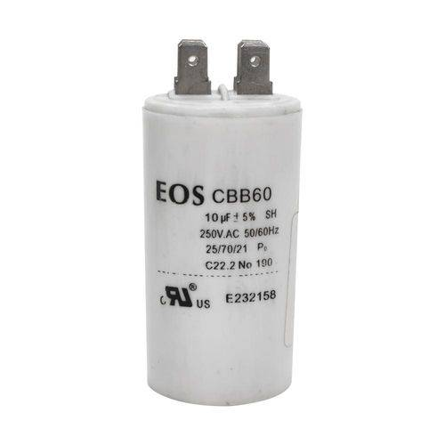 Capacitor 10 Mfd 250vac