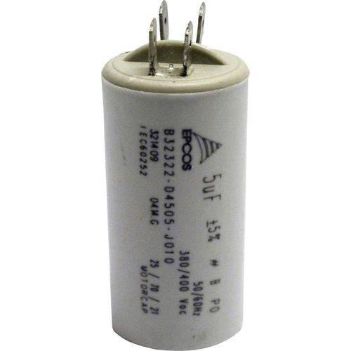 Capacitor 5 Mfd 380vac