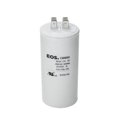 Capacitor 55 Mfd 250vac