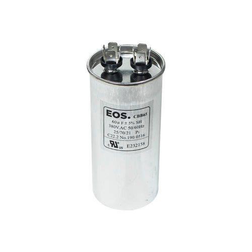 Capacitor 60 Mfd 380vac