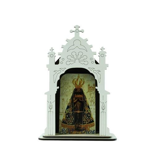 Capela Pequena Nossa Senhora Aparecida | SJO Artigos Religiosos
