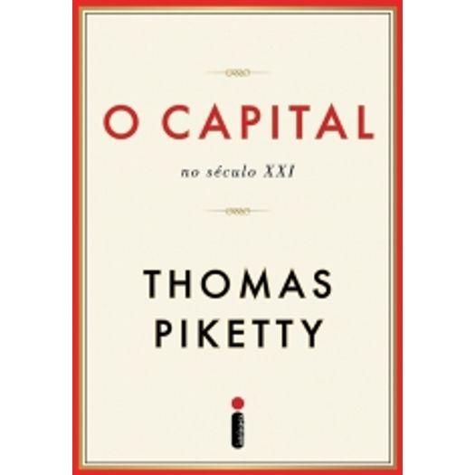 Capital,O - Intrinseca