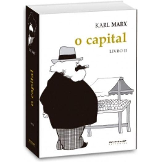 Capital, o - Livro Ii - Boitempo
