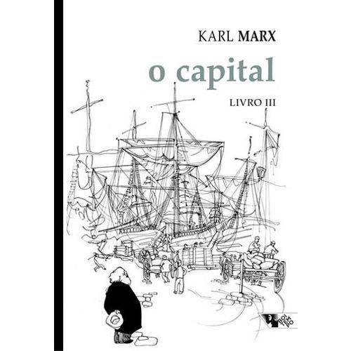 Capital, o - Livro Iii - Capa Dura