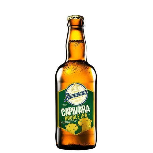 Capivara Double Ipa - Cervejaria Blumenau
