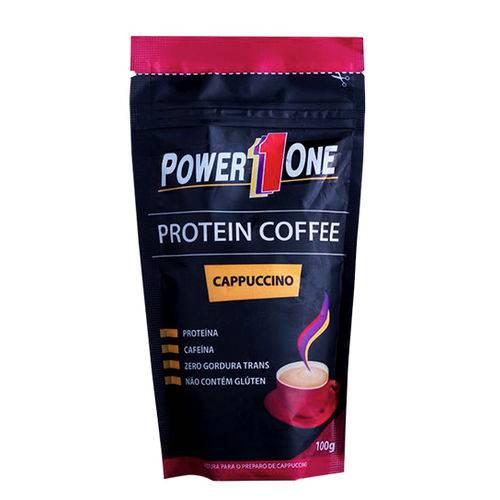 Cappuccino Proteico Powerone 100g