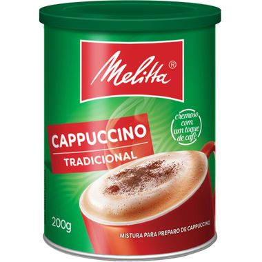 Cappuccino Tradicional Melitta 200g