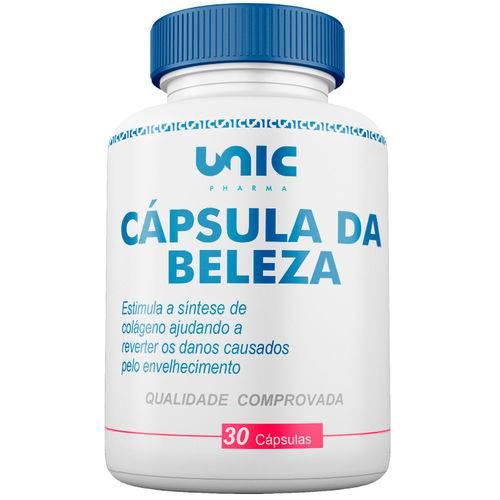 Cápsula da Beleza 30 Caps Unicpharma