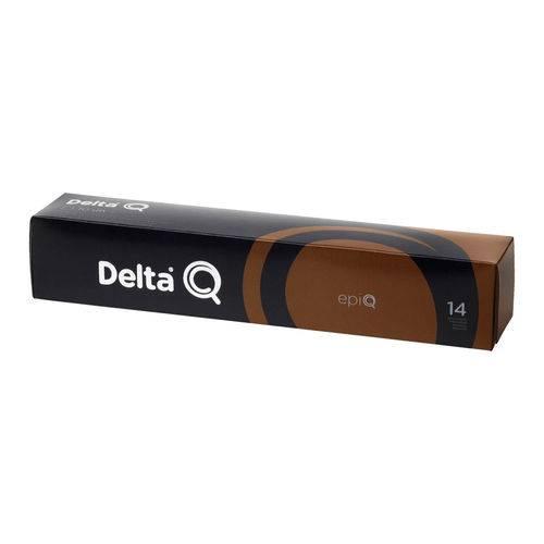 Cápsula de Café Delta Q Epiq Intensidade 14 - 10 Cápsulas