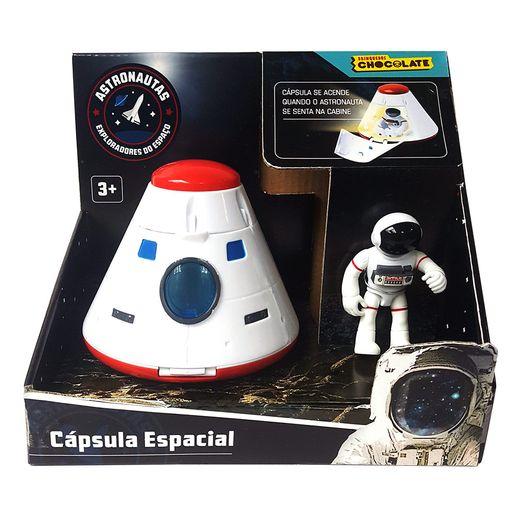 Cápsula Espacial Astronautas - Fun Divirta-se
