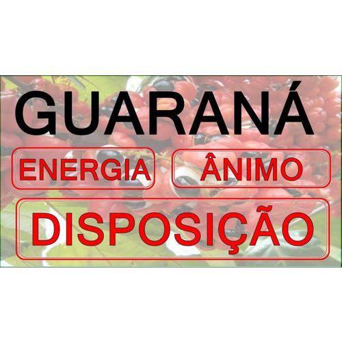 Capsula Guaraná 250mg - 60caps