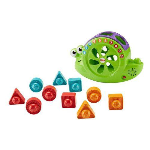 Caracol Animado Fisher-Price - Mattel FRB78