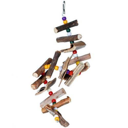 Caracol Toy For Bird para Pássaros Colorido