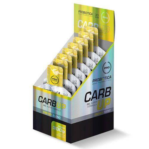 Carb Up Gel 10 Sachês 30g - Banana- Probiótica