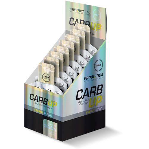 Carb Up Gel Bcaa Plus - 10 Sachês (1cx.) - Probiótica