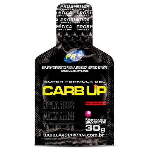Carb Up Gel C/ 10 Sachês - Probiotica