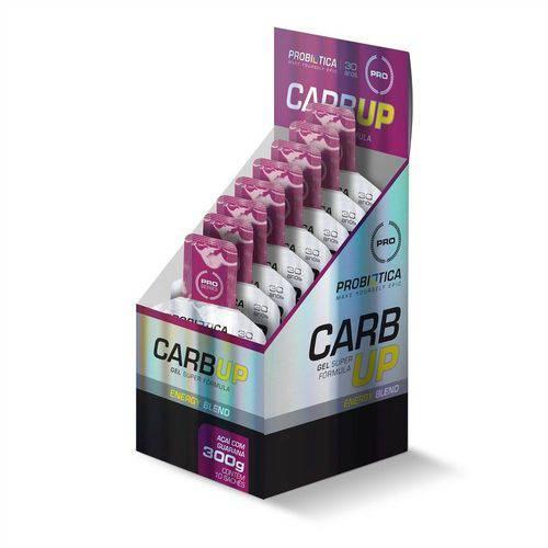 Carb-Up Gel Cx C/ 10 Un Açaí C/ Guaraná - Probiótica