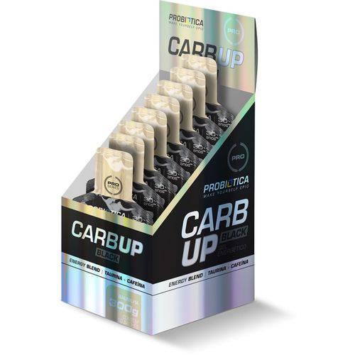 Carb Up Gel Energético Blend Baunilha Sache 30g Probiótica