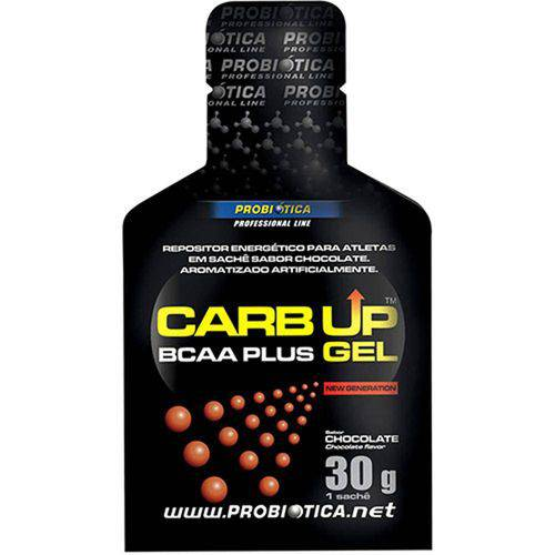 Carb Up Gel (Sachê 30g) - Probiótica