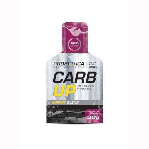 Carb Up Gel Super Fórmula Açai com Guarana 1 Sachê de 30g - Probiótica
