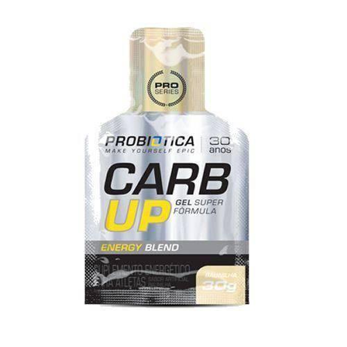Carb UP Gel Super Fórmula - Baunilha 1 Sachê - Probiótica