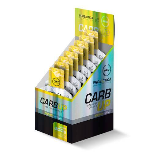 Carb-Up Gel Super Formula - Cx com 10 Sachê 30g - Probiótica
