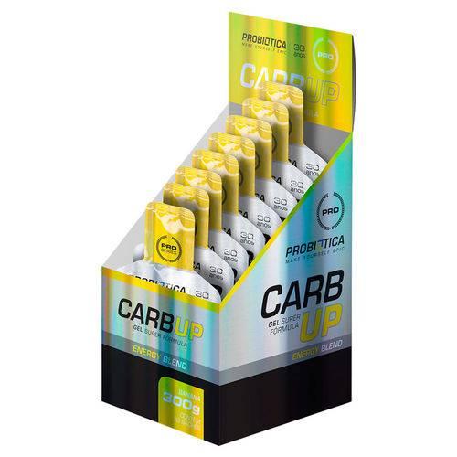 Carb-up Gel Super Fórmula - Probiótica - Sabor Banana