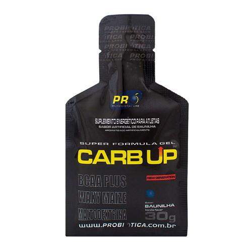 Carb Up Probiótica Sachê Carb Up Probiótica Baunilha Gel 30g