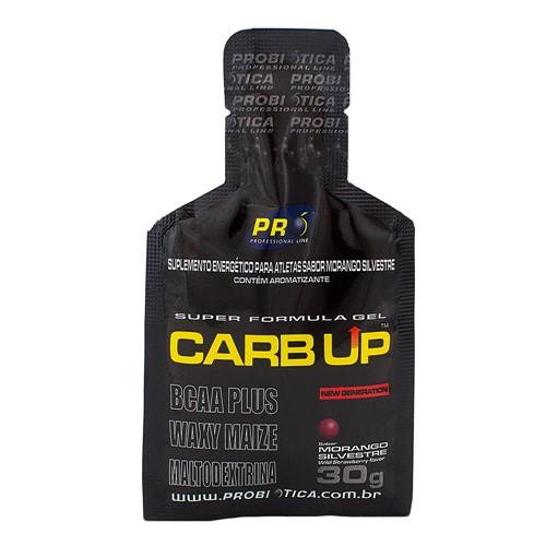 Carb Up Probiótica Sachê Carb Up Probiotica Morango Sivestre Gel 30g