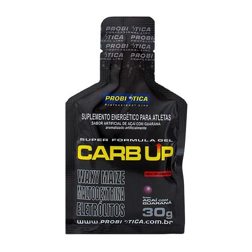 Carb Up Probiótica Sachê Carp Up Probiótica Açai com Guaraná Gel 30g