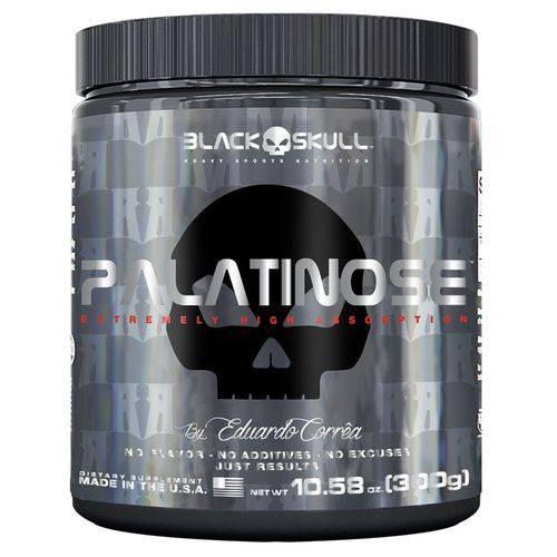 Carboidrato Palatinose By Eduardo Corrêa - Black Skull - 300grs Sem Sabor