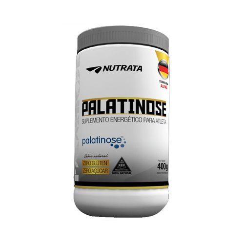Carboidrato Palatinose Sabor Natural - Nutrata - 400g