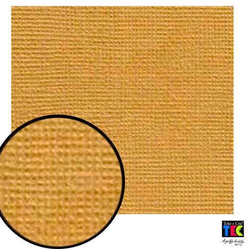 Cardstock Texturizado Toke e Crie Caramelo - 7946 - Pcar005