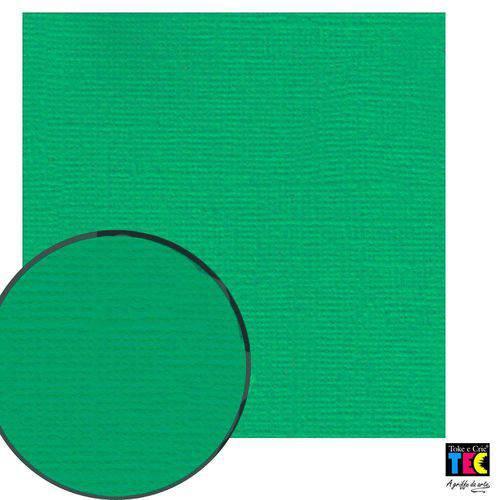 Cardstock Texturizado Toke e Crie Verde Pistache - 14840 - Pcar409