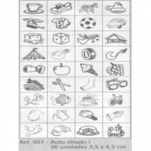 Carimbo Auto Ditado 1 - 007