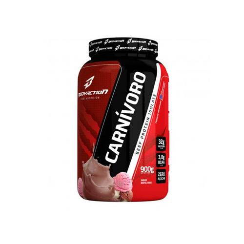 Carnivoro Beef Isolate 900 Gr Bodyaction > Napolitano