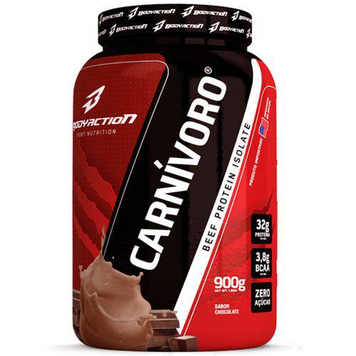 Carnivoro Beef Protein Isolate 900g - Body Action - Body Action