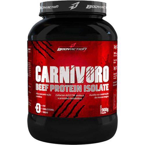 Carnivoro Beef Protein Isolate (900g) - BodyAction