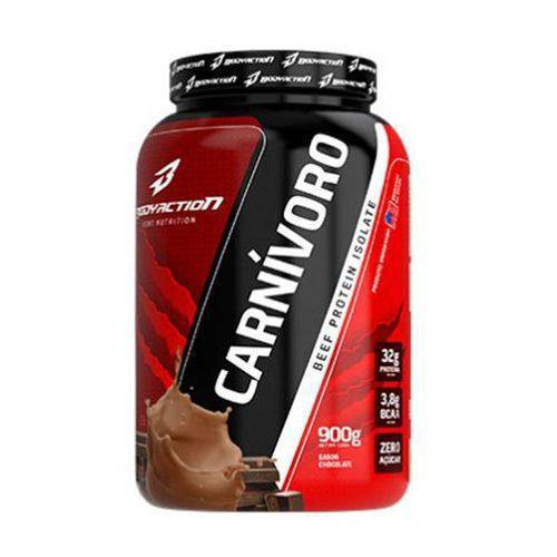 CARNÍVORO Beef Protein Isolate (900G) (Chocolate) Body Action