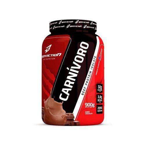 Carnívoro Isolate Chocolate 900g Bodyaction