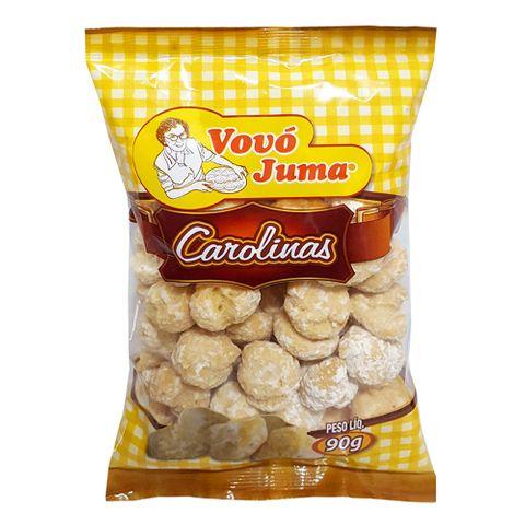 Carolina 90g - Vovó Juma