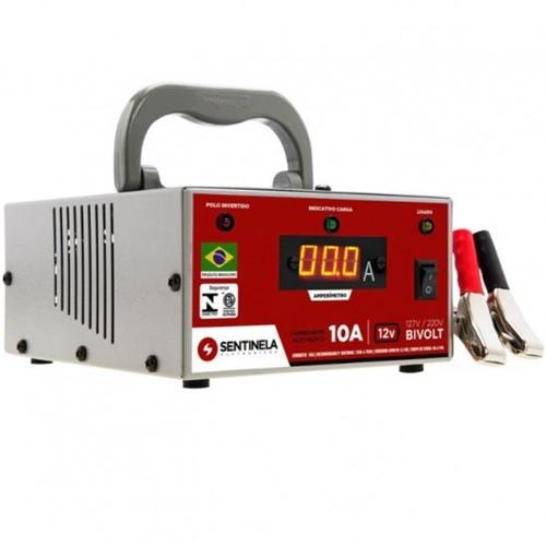 Carregador de Bateria 10ah - Ca1012