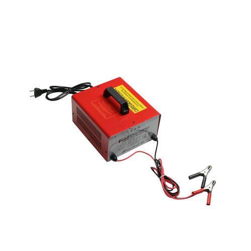 Carregador de Bateria 12V 10A