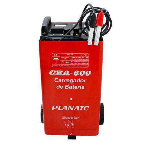 Carregador de Bateria Automotiva CBA600 60A Planatc