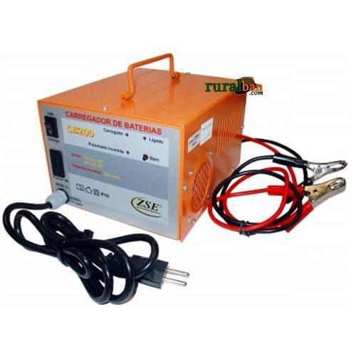 Carregador de Baterias Cb200 - 20ah