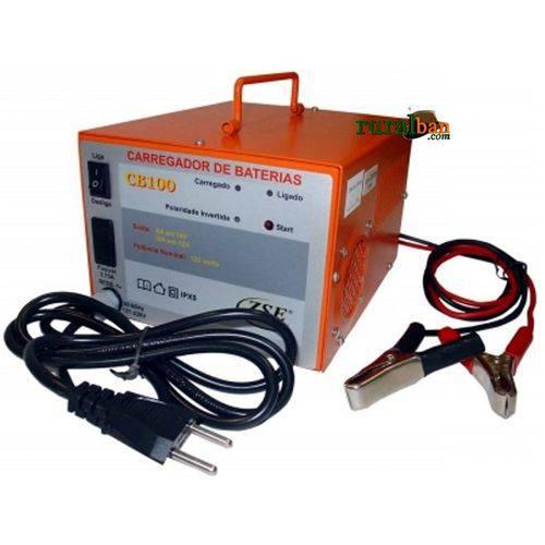 Carregador de Baterias Cb100 - 10ah