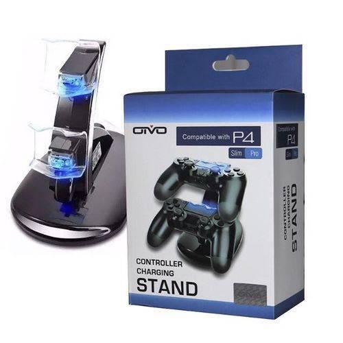 Carregador de Controle Vertical Playstation 4