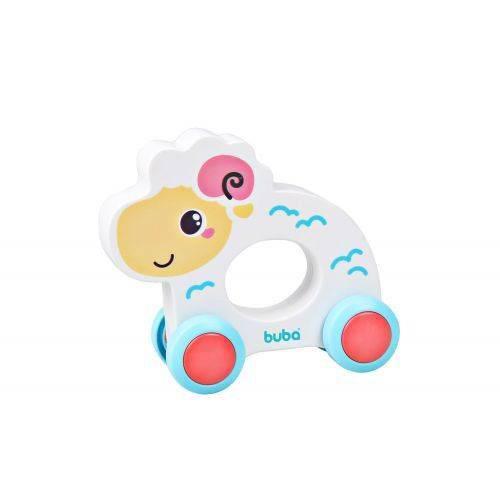 Carrinho Animal Ovelhinha - Buba Baby