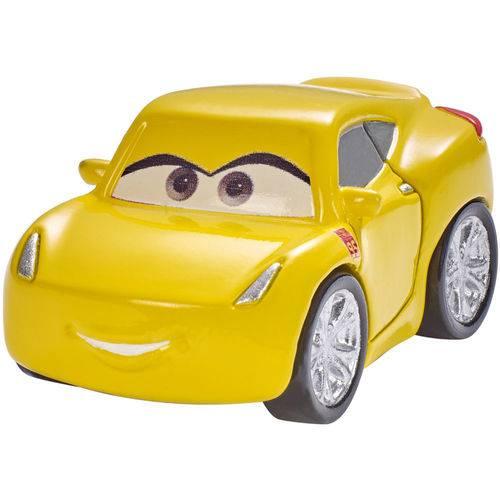 Carrinho - Carros 3 - Micro Corredores - Cruz Ramirez - Disney - Mattel