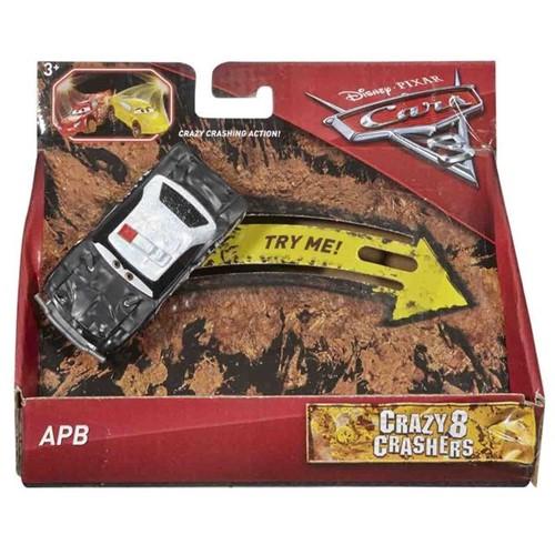Carrinho Cars3 Cracy Mattel APB APB